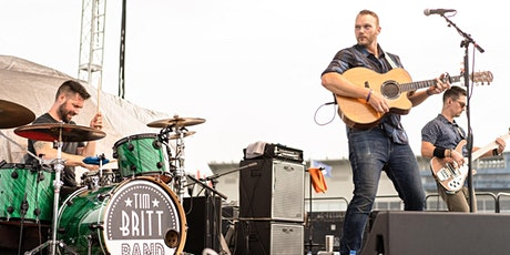 TOF Productions Presents: Tim Britt Band tickets