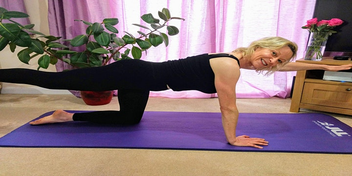 Friendly FREE Pilates classes online via Zoom (UK time) image