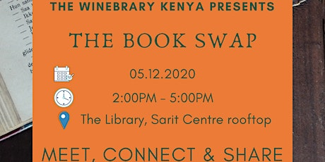 The Book Swap tickets