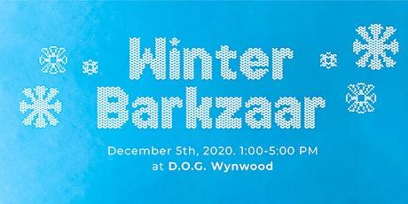 Winter Barkzaar tickets