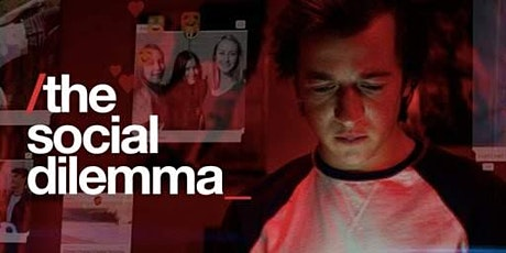 """ZOOM Talk : DIscussion """"The Social Dilemma"""" with CCFC tickets"""