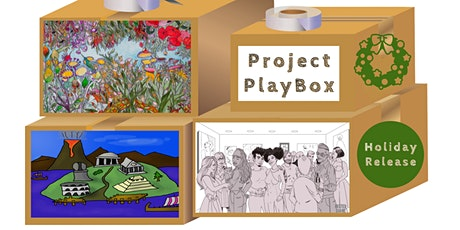 Project PlayBox  Limited Edition tickets