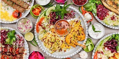 MACFEST2021: Persian Cuisine and Culture tickets