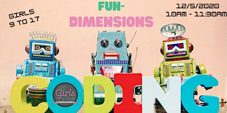 100 Girls of Code Conyers present Fun-Dimensions of Coding (Hour of Code) tickets