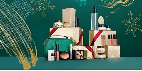 Bobbi Brown Holiday Must haves tickets