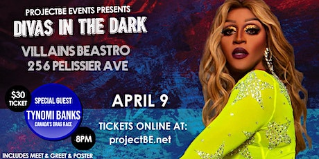 Divas In The Dark [Windsor] with Tynomi Banks tickets