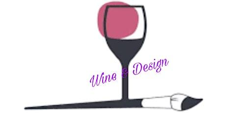 Friends & Families Wine & Design- 2021 Vision tickets