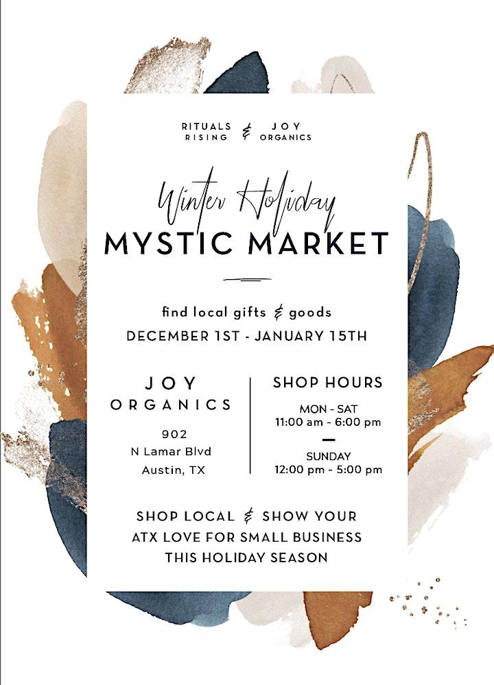 Winter Holiday Mystic Market image