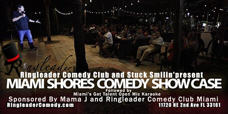 Ringleader Comedy Showcase Miami Shores tickets