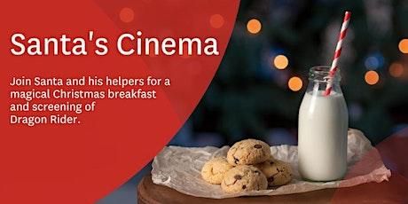 Santa's Cinema tickets