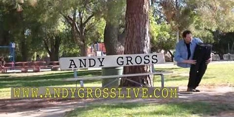 Andy Gross comedian, magician & ventriloquist tickets