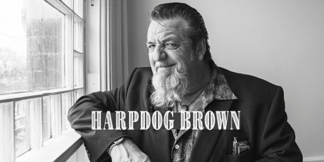 Harpdog Brown & Friends LIVE at Leah's tickets