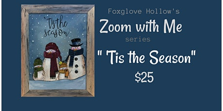 Foxglove Hollow's 'tis the Season tickets