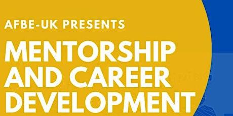 Mentorship and Career development tickets