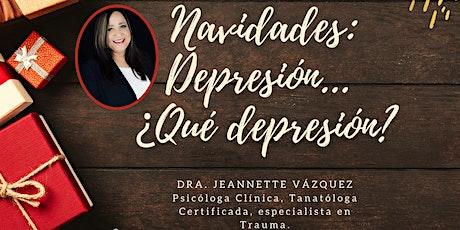 Navidades: Depresión... ¿Qué Depresión? entradas