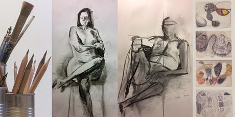 Monthly Mindful Life Drawing Workshops 2021 tickets