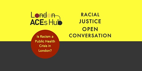 Is Racism a Public Health Crisis in London? tickets