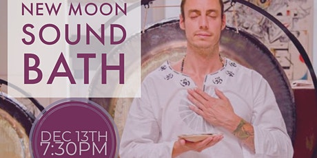 New Moon Total Eclipse Sound Bath tickets