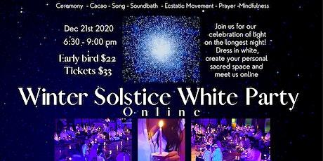 Winter Solstice White Party YEG 2020 tickets