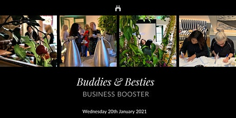Business Booster : Buddies & Besties : (monthly for members only) tickets