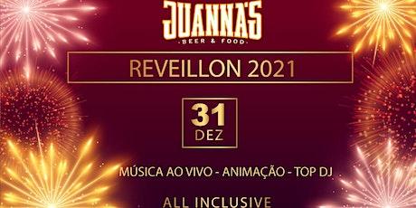 REVEILLON 2021 QUIOSQUE JUANNA´S - COPACABANA