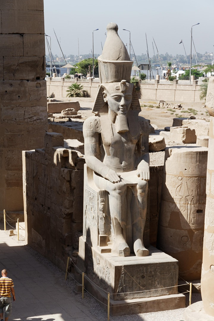 Ramesses the Great, or merely Grandiose? - A Gayle Gibson Talk image