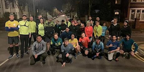 Moti Albany Road Run Club - 26th November - Hill Fartlek tickets
