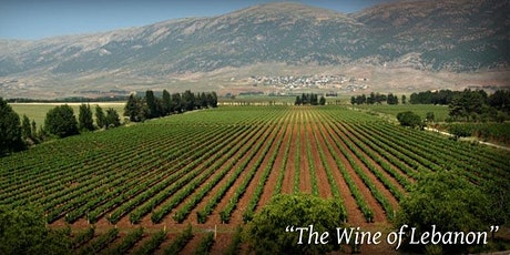 Lebanese Wine Heritage to Canada tickets