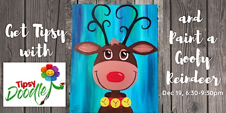 Goofy Reindeer - Session 2 tickets