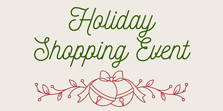 Holiday Shopping Event tickets