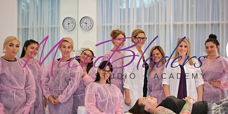 Las Vegas Microblading + Machine Shading Training & Certification  Course tickets