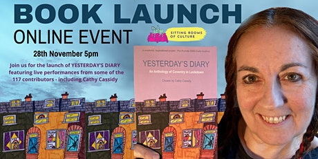 YESTERDAY'S DIARY BOOK LAUNCH WEEKENDER!!! tickets