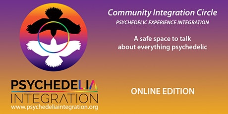 Personal Development Through Psychedelics Integration Circle tickets