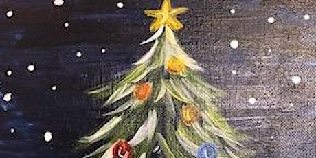Virtual Holiday Kids' Paint Class tickets