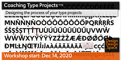 Coaching Type Projects (TY5)   Design the process of your type projects tickets