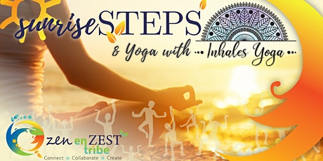 Sunrise Steps and Yoga tickets