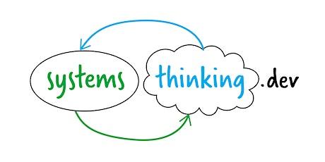 Invitation to Systems Thinking, January 2021 tickets