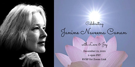 Celebration of Life for Janine Naveena Canan tickets