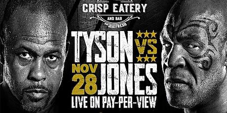 MIKE TYSON Vs ROY JONES JR FORT LAUDERDALE WATCH PARTY! tickets