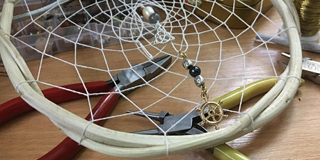 Dream Catcher Workshop. London. Learn indigenous skills. Make your own tickets