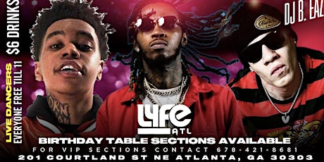 SKOOLY PERFORMING LIVE AT @LYFE_ATL tickets