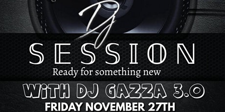 Live With Dj Gazza 3.0 tickets