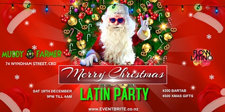 Christmas Latin Party tickets