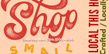 Holiday Pop - Small Business Saturday tickets