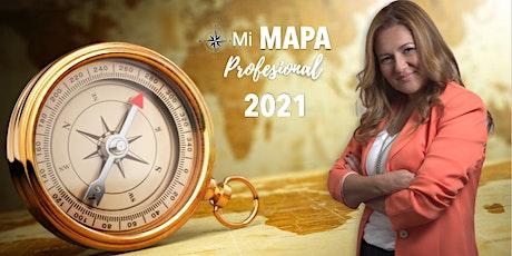 Mi Mapa Profesional 2021 tickets