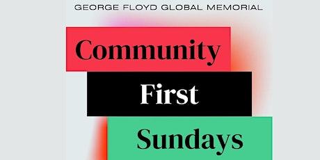 Community First Sundays tickets