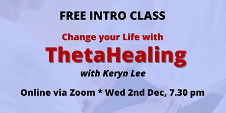 ThetaHealing Free Intro Class tickets
