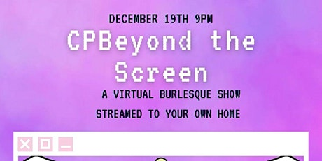 CPB - eyond the Screen tickets