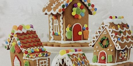 My Mini & Me- Gingerbread Village Workshop tickets