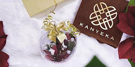 Customised Christmas Bauble Workshop With Kanyeka tickets